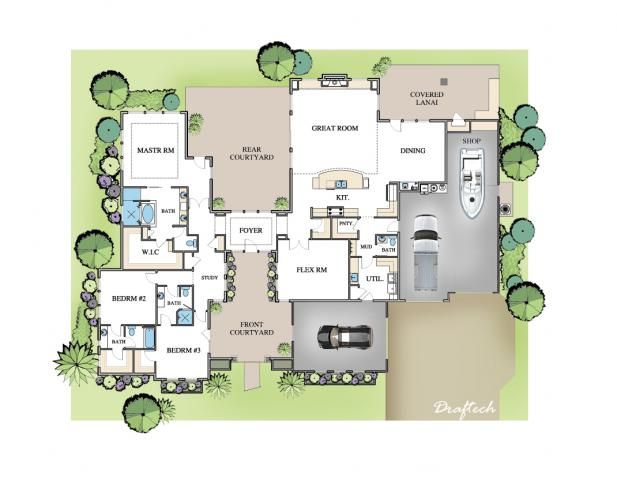 Draftech Home Design Services